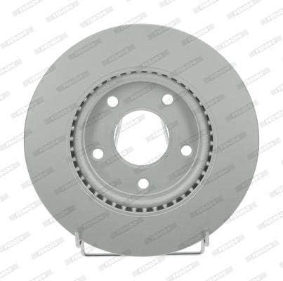 x2 Disco freno a disco Ferodo DDF2100C