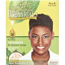 Mix Texturizer (Soft and Beautiful Botanicals No Mix Texturizer for Sensitve Scalps (Coarse) (Pack of 1))