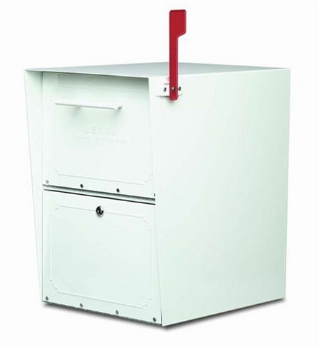 Architectural Mailboxes - Oasis Mailbox, White
