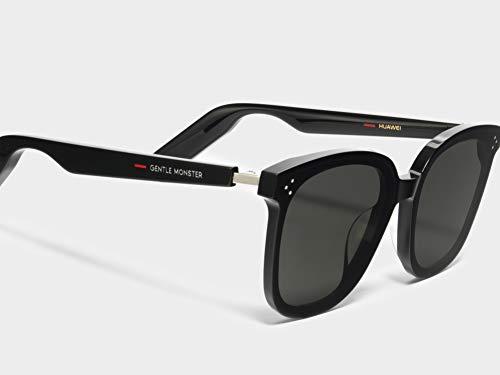HUAWEI SMART JACKBYE-01 X Gentle Monster Audio Sunglasses with Mic - Jackbye Black