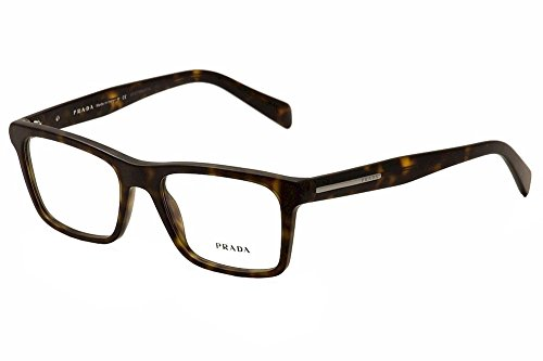 Prada PR06RV Eyeglasses-HAQ/1O1 Matte Havana-53mm