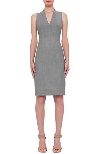 akris-v-neck-wool-sleeveless-sheath-dress-in-dark-zinc-size-8