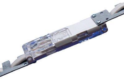 TE Connectivity CPGI-1116377-2 Non-Metallic Splice Kit, White
