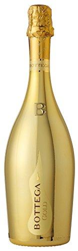 Bottega Gold Prosecco Spumante Brut (1 x 0.75 l)