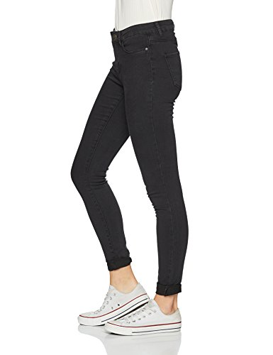 Slim Dark Grey Grigio Jeans Denim Donna Vero Moda EaxqwCnZ