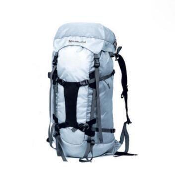 Al aire libre Montañismo bolsa bolsa de hombro hombres y mujeres senderismo Tour equitación bolsa de deporte impermeable paquete 35L