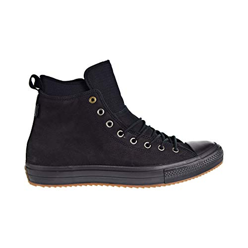 Converse Chuck Taylor All Star Waterproof Boot Hi Men's Shoes Black/Gum 157460c (6 D(M) US)