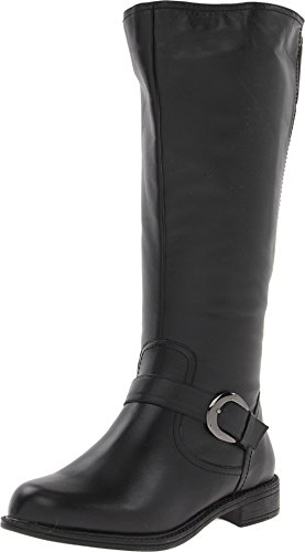 David Tate Women's Branson - Extra Wide Shaft Boot,Black,...