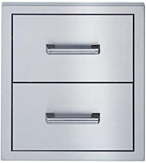 product image for Broilmaster BSAW2022D Stainless Steel Double Drawer