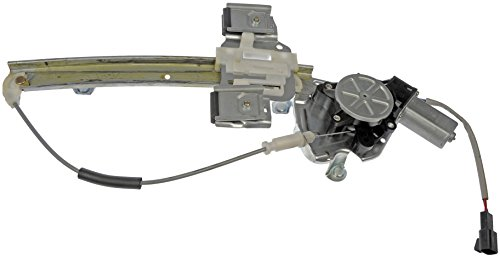 Dorman 741-888 Rear Driver Side Replacement Power Window Regulator with Motor for Pontiac Bonneville (Bonneville Pontiac Motor Window)