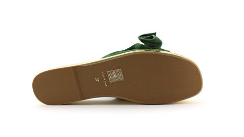 Sandalo Michel Batic 17116 Camoscio Verde Taglia 39 - Colore VERDE