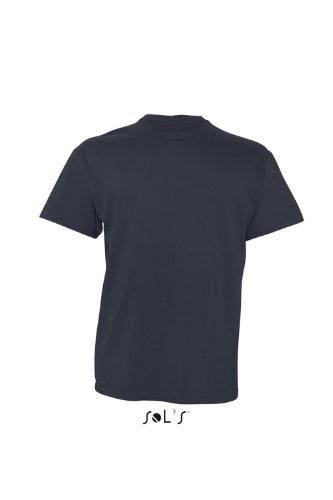 SOL´S V-Neck T-Shirt Victory, Größe:XL, Farbe:Navy