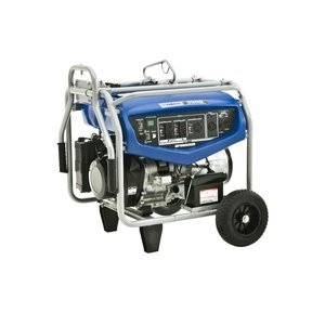 Yamaha EF5500DE, 4500 Running Watts/5500 Starting Watts, Gas Powered Portable Generator