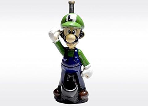 Handmade Tobacco Pipe, (Luigi) - 2 Oz Pipe Tobacco