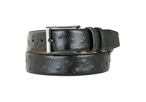 Mezlan Men's 8146 Belt Black 38