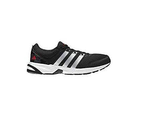 Adidas Prestanda Mens Madison Rnr M Löparsko Black1 / Metsil / Runwht