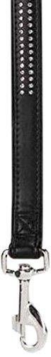 (East Side Collection Denim Gemstone Lead, 6-Feet by 1-Inch,)