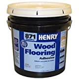 Henry, WW Company 12236 4GAL Urethane Floor Adhesive, 4 Gallon