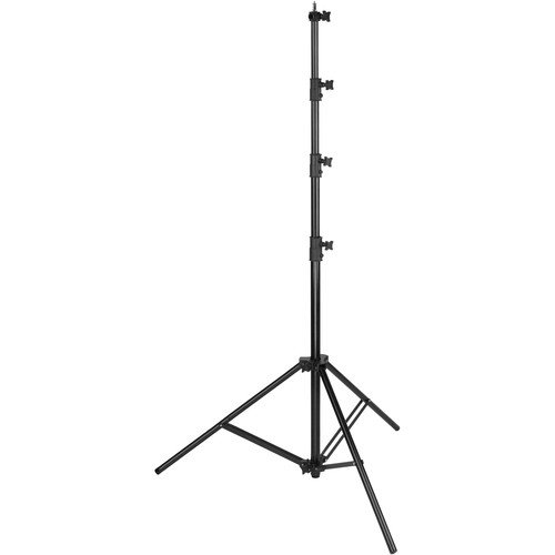 Impact Heavy Duty Light Stand, Black - 13'