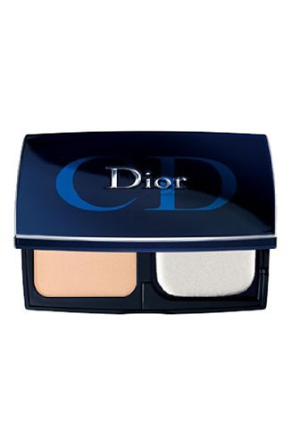 Christian Dior - Diorskin Forever Compact Flawless Perfection Fusion Wear Makeup SPF 25 #020 Light Beige - 10g/0.35oz (Best Dior Foundation For Dry Skin)
