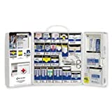 FirstAidOnlyProducts Kit First Aid Cabinet W/Meds, Sold as 1 Each