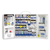 FirstAidOnlyProducts Kit First Aid Cabinet W/Meds, Sold as 1 Each by FirstAidOnlyProducts