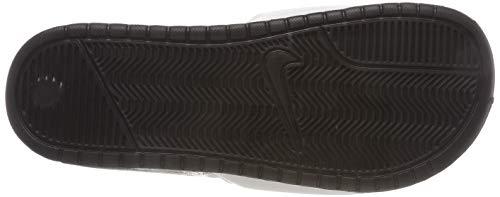 Beach Chaussures Benassi Jdi Noir Hommes Chenille Nike De UqESzE