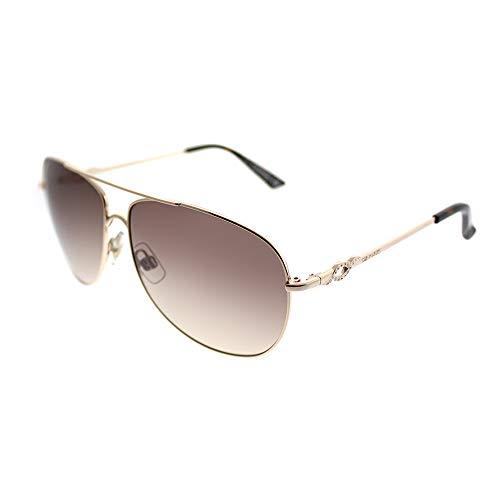 Sunglasses Swarovski SK 0100 Finn 28F shiny rose gold/gradient brown (Sk Sonnenbrille)