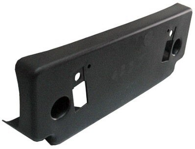 DAT 09-10 NISSAN MURANO FRONT LICENSE PLATE BRACKET NI1068109 DAT AUTO PARTS