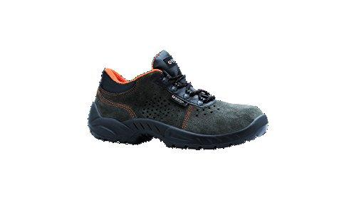 Zapatos de seguridad base Opera, 43, gris, 1
