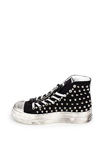 Black Noir Sneaker Play Femme 1385 Gioselin O0qwxtPRt