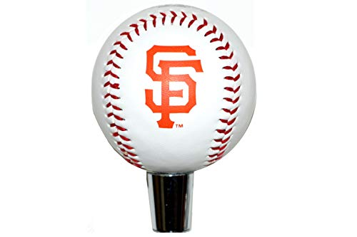 - EBINGERS PLACE San Francisco Giants Licensed Baseball Beer Tap Handle