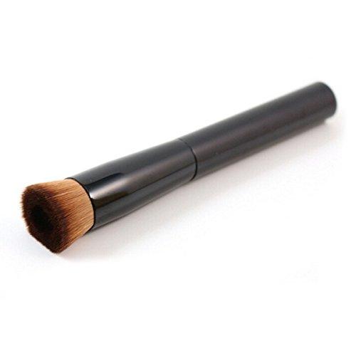Pinceau de maquillage de bonne qualite - SODIAL(R)Polyvalent brosse pour le fond de teint Liquide et poudre. Pinceaux de maquillage, pinceau de Kabuki outil de maquillage de bonne qualite, Cosmetiques SHOMAM11051