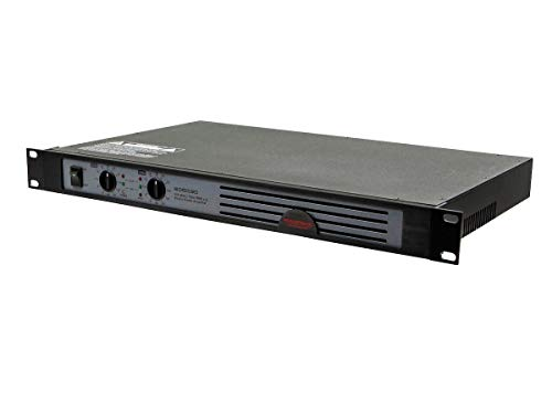 Monoprice 300-Watt (150w RMS x2) Studio Audio Amplifier (605030)