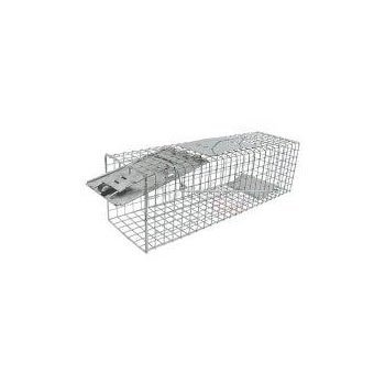 The Emporium Home Large Metal Construction Rabbit & Animals Cage Trap by STV Big Cheese