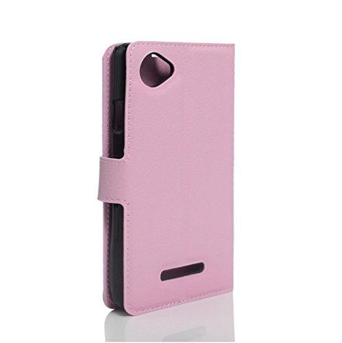 Funda ZTE Blade V2 Lite,Manyip Caja del teléfono del cuero,Protector de Pantalla de Slim Case Estilo Billetera con Ranuras para Tarjetas, Soporte Plegable, Cierre Magnético F
