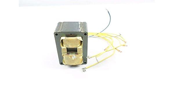 holophane ec 2728 d 277v ac 100w hps ballast lighting d561536 Circuit Diagram