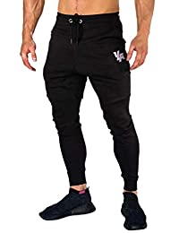 YoungLA Jogger Pants for Men Slim Fit Workout Sports Activewear Gym 202