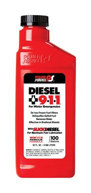 (Power Service 8025 Diesel 9-1-1 - 32 oz)