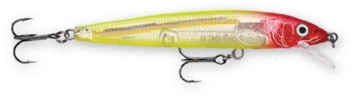 Rapala Husky Jerk 12 Fishing lure, 4.75-Inch, Glass Clown