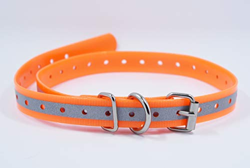 (EveryPet Replacement Extra Collar Strap Band Buckle 3/4