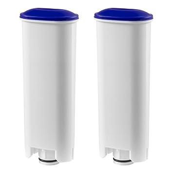 2 Cartuchos de filtros para todas las máquinas de café de De Longhi: Amazon.es: Hogar