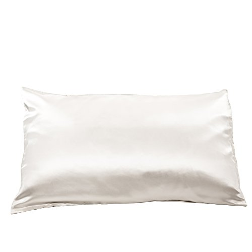 Fishers Finery 25mm Mulberry King Pillowcase Natural