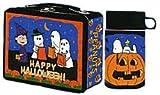 Peanuts Halloween Lunchbox