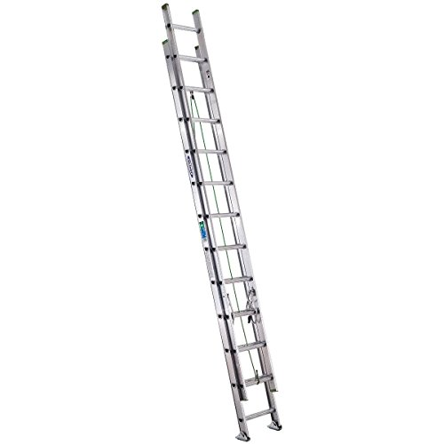 Werner D1224-2 Extension Ladder