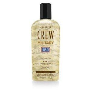 American Crew: Military Classic 3-In-1 Shampoo, 8.45 oz by AMERICAN CREW