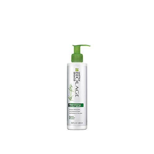 BIOLAGE Advanced Fiberstrong Intra-Cylane Fortifying Cream For Fragile Damaged Hair, 6.8 Fl. Oz.