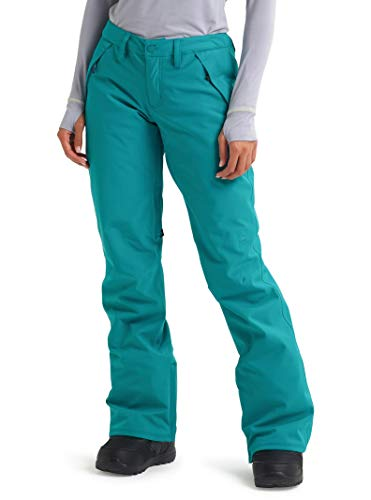 - Burton Women's Society Pant, Green-Blue Slate, Medium