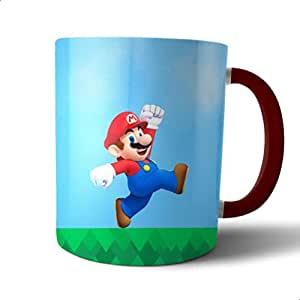 Ceramic Mug From Bit Hosny Multi Color , 2724735099037