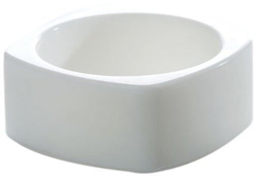 Quadris Soap - Bumkins Nixi Quadro Silicone Teething Bracelet, White